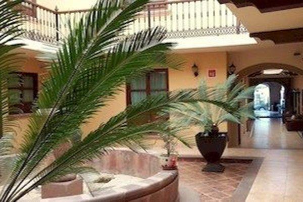Casa del Virrey Hotel & Suites - фото 19