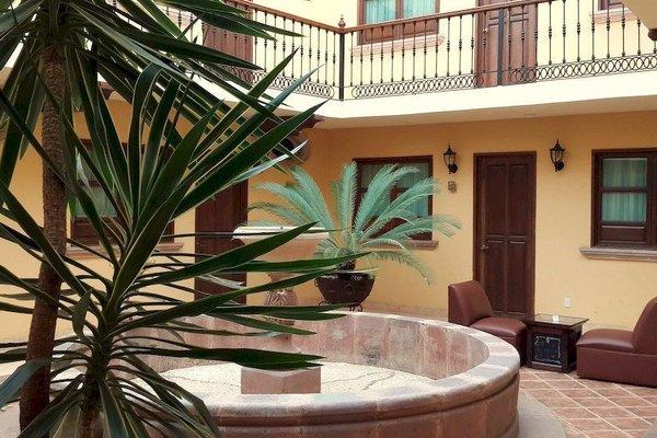 Casa del Virrey Hotel & Suites - фото 21