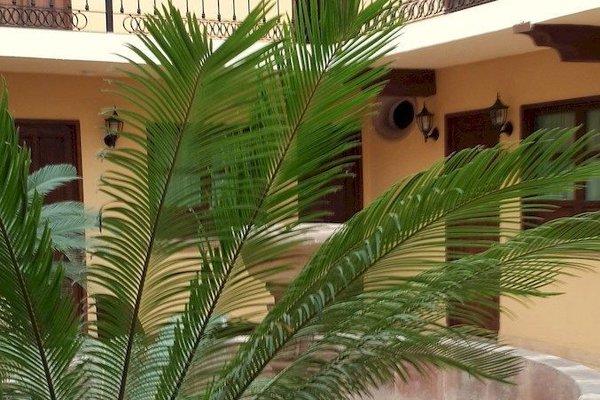 Casa del Virrey Hotel & Suites - фото 22