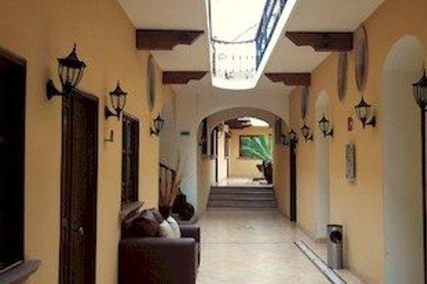 Casa del Virrey Hotel & Suites - фото 23