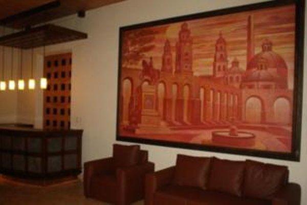 Casa del Virrey Hotel & Suites - фото 4