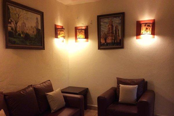 Casa del Virrey Hotel & Suites - фото 5