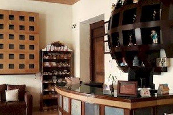Casa del Virrey Hotel & Suites - фото 9