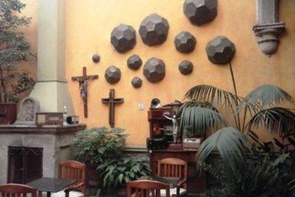 Hotel Casa del Anticuario - фото 14