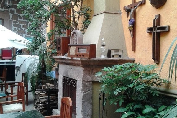 Hotel Casa del Anticuario - фото 20