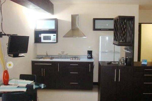 Confort Ejecutivo Suites del Valle - 5