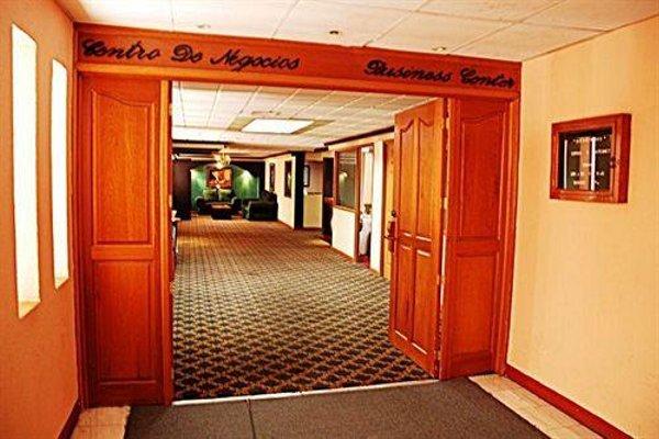 Hotel Casagrande Guadalajara Airport Aeropuerto - фото 15