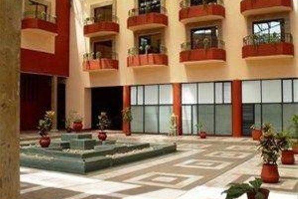 Hotel Casagrande Guadalajara Airport Aeropuerto - фото 20