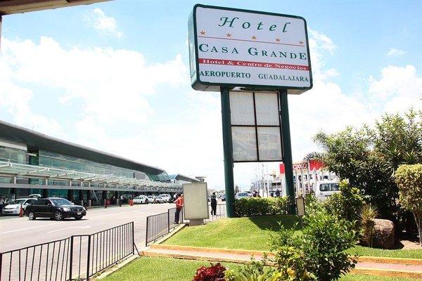 Hotel Casagrande Guadalajara Airport Aeropuerto - фото 22