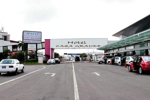 Hotel Casagrande Guadalajara Airport Aeropuerto - фото 23