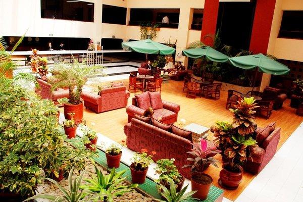 Hotel Casagrande Guadalajara Airport Aeropuerto - фото 5