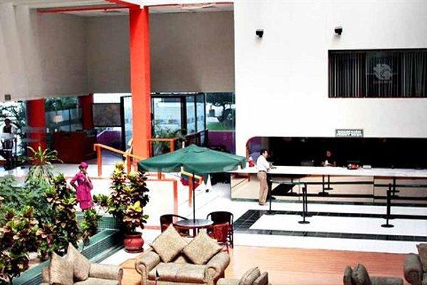 Hotel Casagrande Guadalajara Airport Aeropuerto - фото 6