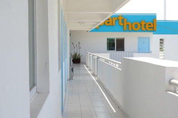 Aparthotel Siete 32 - фото 17