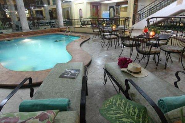 Hotel Residencial - фото 15