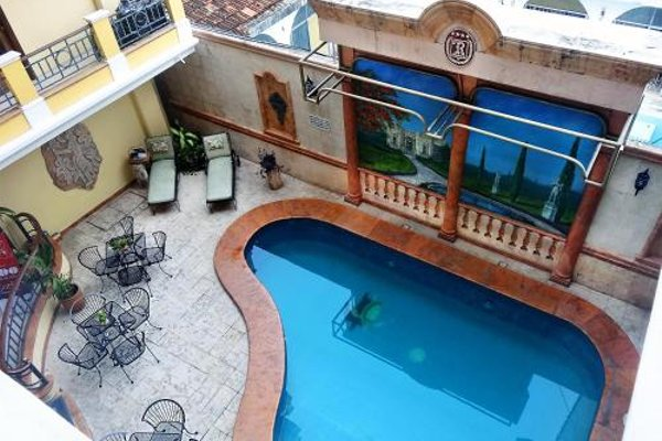 Hotel Residencial - фото 19