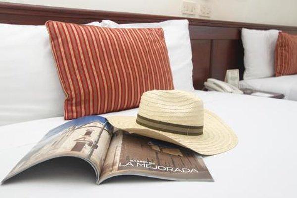 Hotel Residencial - фото 4
