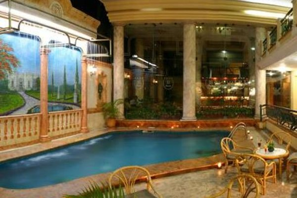 Hotel Residencial - фото 8