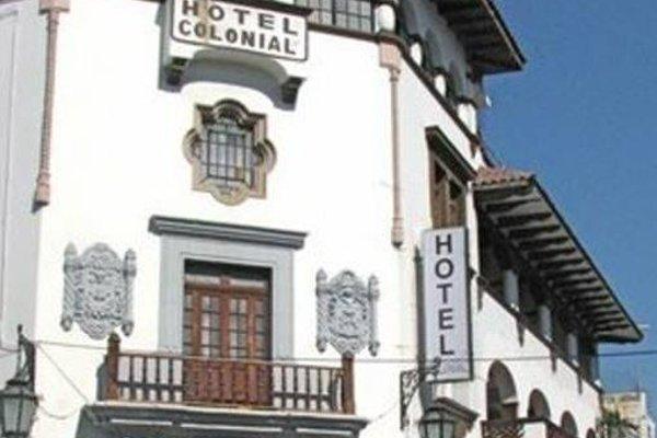 Hotel Colonial - фото 18