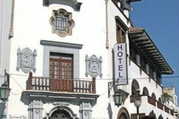 Hotel Colonial - фото 19