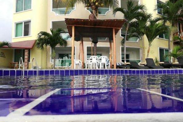 Hotelito Escondido - фото 49