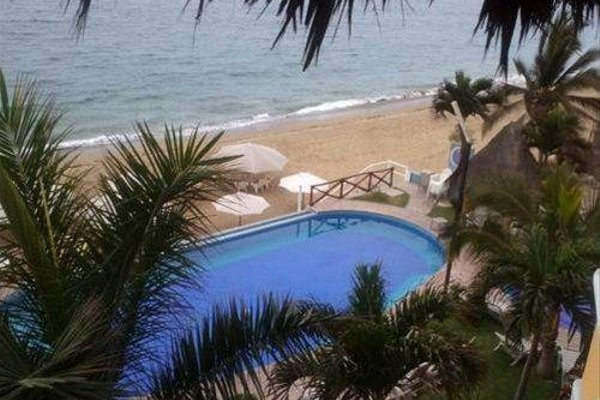 Hotelito Escondido - фото 16