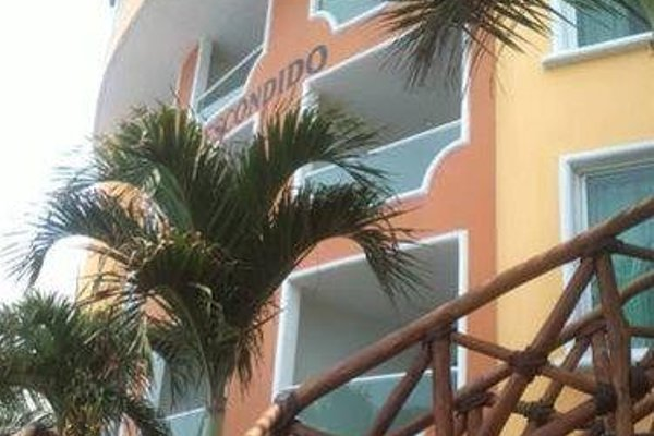 Hotelito Escondido - фото 21
