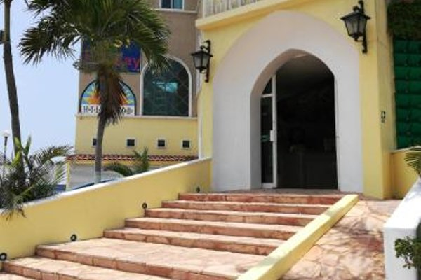 Hotelito Escondido - фото 22