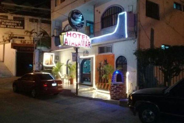 Hotel Ayalamar Manzanillo - 23