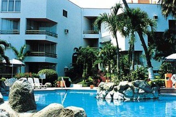 Hotel Tenisol - фото 23