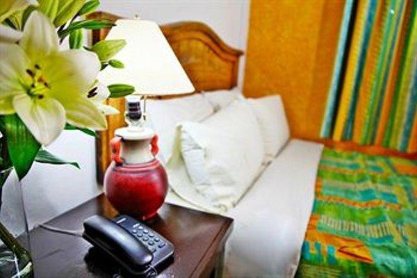 Hotel Abadia Plaza - фото 17