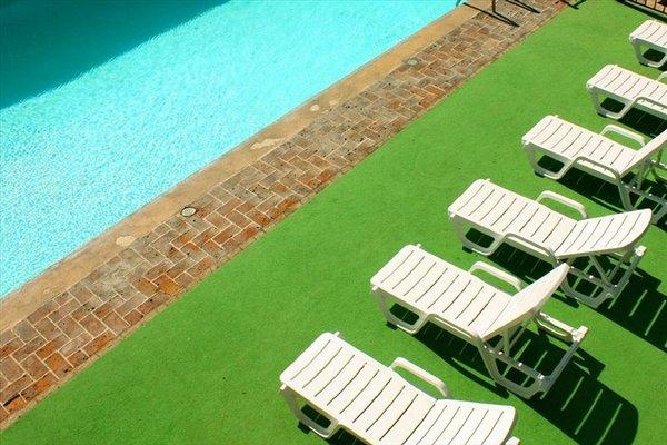 Hotel Abadia Plaza - фото 18