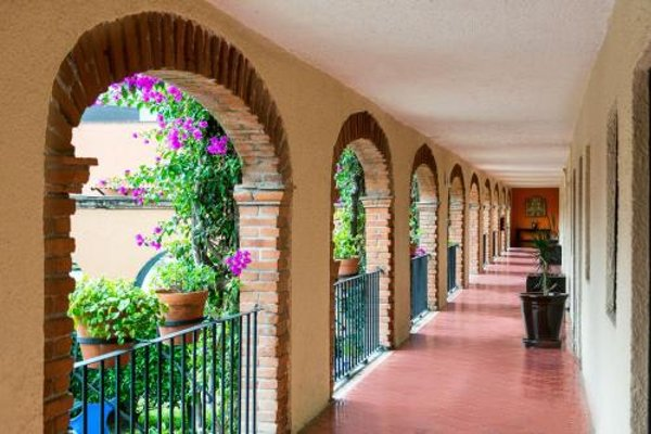 Hotel Abadia Plaza - фото 20