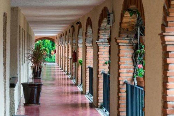 Hotel Abadia Plaza - фото 21