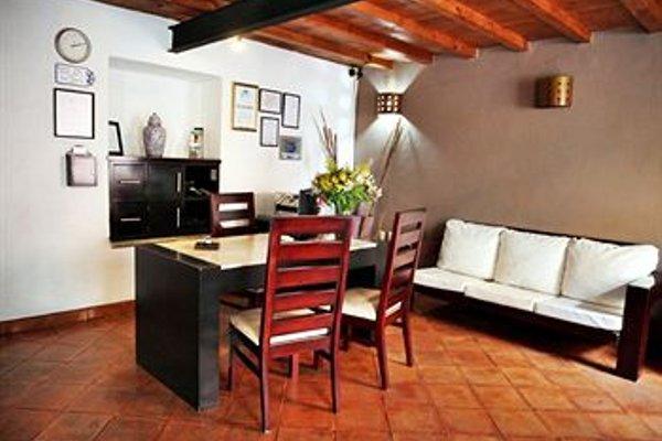 Hotel Casa Virreyes - фото 11