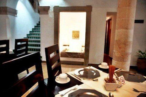Hotel Casa Virreyes - фото 12