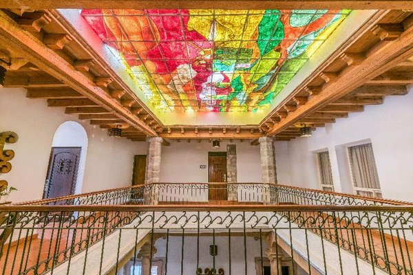 Hotel Casa Virreyes - фото 15