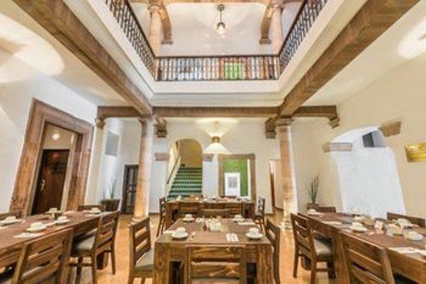 Hotel Casa Virreyes - фото 16