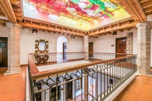 Hotel Casa Virreyes - фото 17