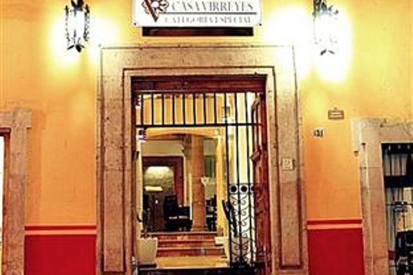 Hotel Casa Virreyes - фото 20