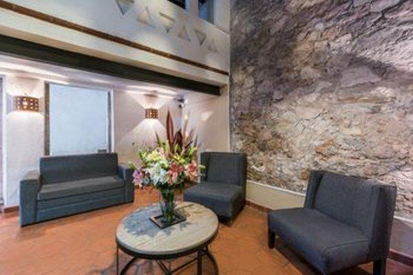 Hotel Casa Virreyes - фото 7