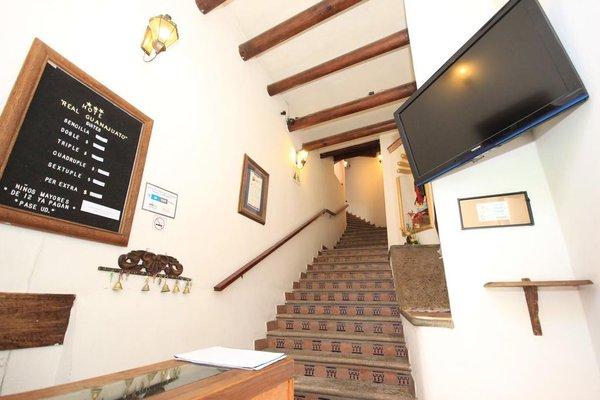Hotel Real Guanajuato - фото 14