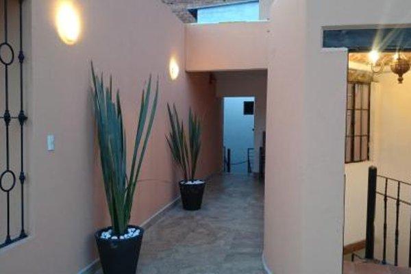 Hotel Real Guanajuato - фото 17