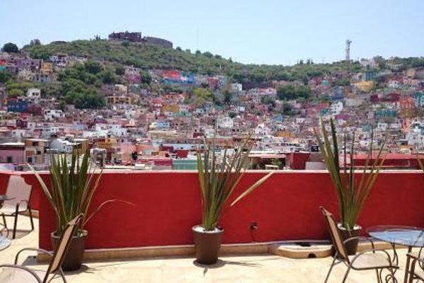 Hotel Real Guanajuato - фото 19
