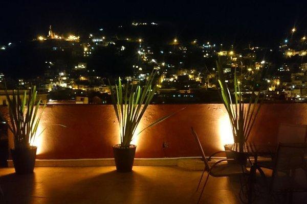 Hotel Real Guanajuato - фото 20