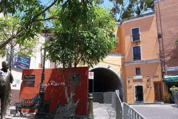 Hotel Real Guanajuato - фото 21