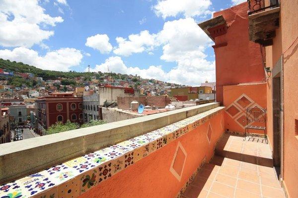 Hotel Real Guanajuato - фото 22
