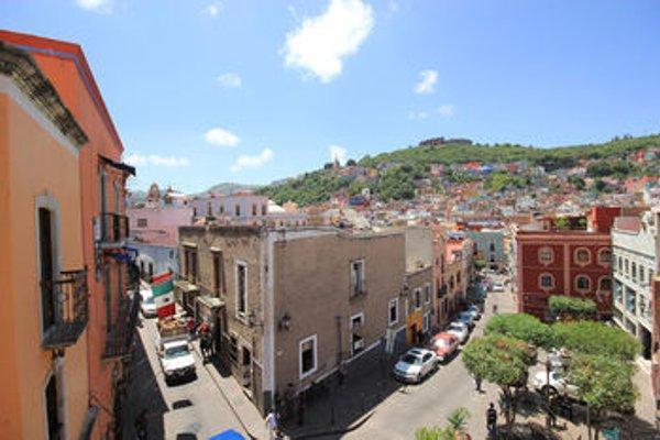 Hotel Real Guanajuato - фото 23