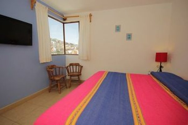 Hotel Real Guanajuato - фото 9