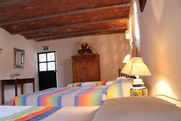 Hospedaje Casa los Manzanos - фото 50