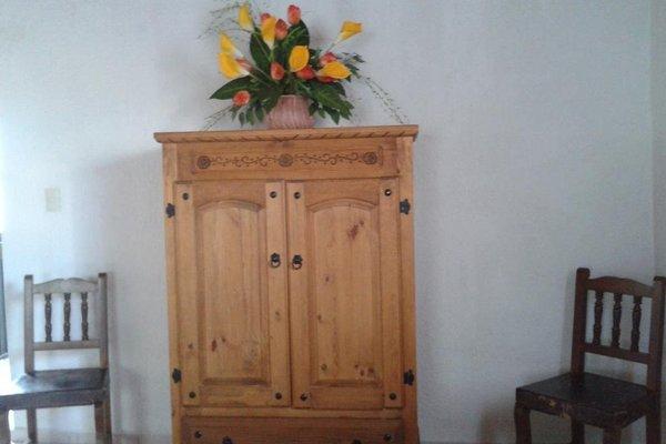 Hospedaje Casa los Manzanos - фото 11